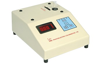 µP Based Photoelectric Colorimeter