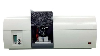 Atomic Absorption Spectrophotometer With Six Lamp Turret
