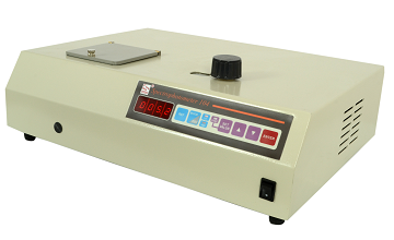 µ Controller Based Visible Spectrophotometer