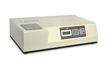 µ Controller Based UV-VIS Spectrophotometer