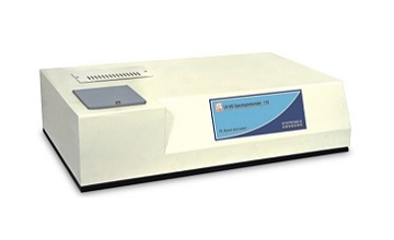 PC Based UV-VIS Spectrophotometer