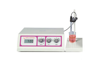 Digital pH Meter with Electrode (LCD)